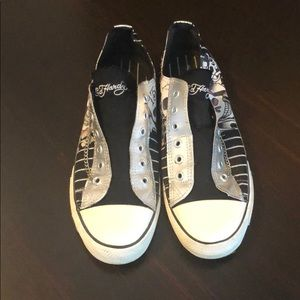Ed Hardy Shoes/ Excellent Condition